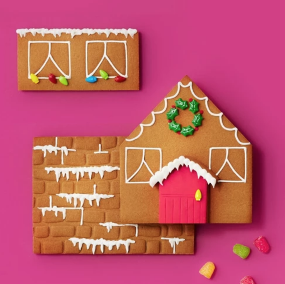 Target Christmas Gingerbread House parts