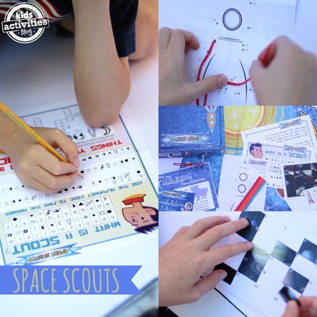 Space Scouts Subscription for Kids - Kids Activities Blog