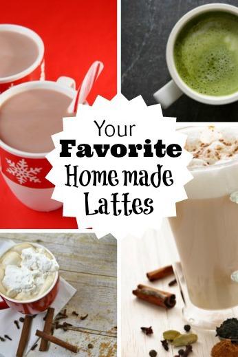 Homemade Latte Recipes
