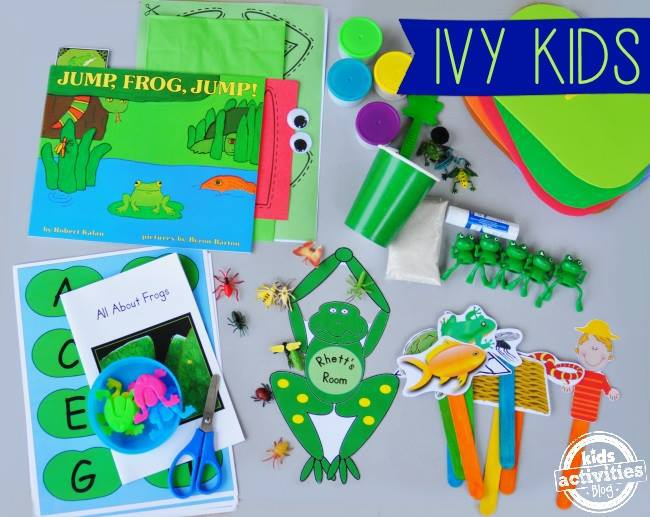 ivy kids subscription boxes for kids