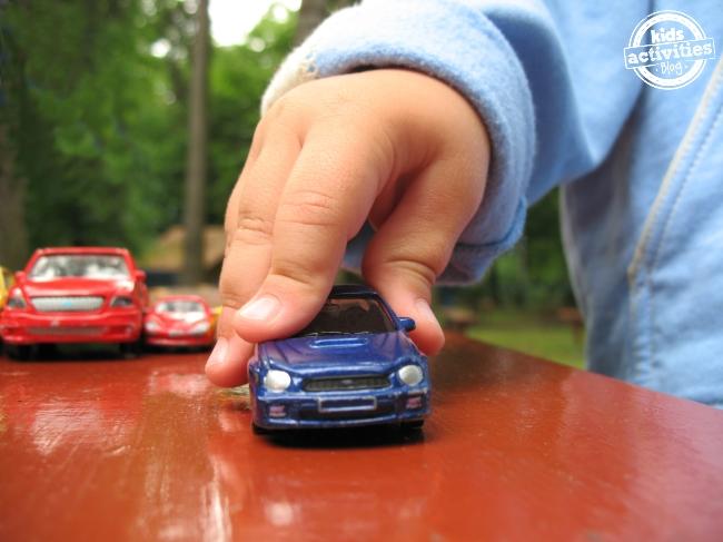 13 fun toy car activities for kids