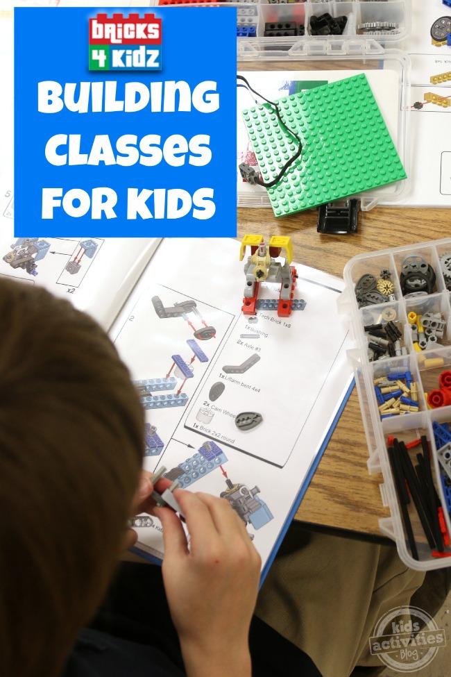 Bricks 4 Kidz - Building Classes for Kids - Kids Activities Blog