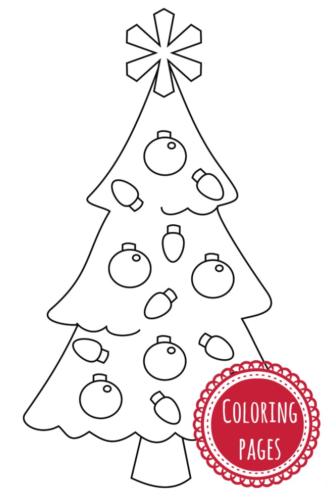 christmas coloring pages and games - photo#40