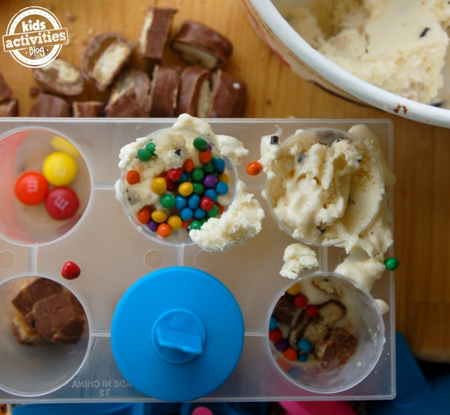 Ice cream popsicle recipe for kids