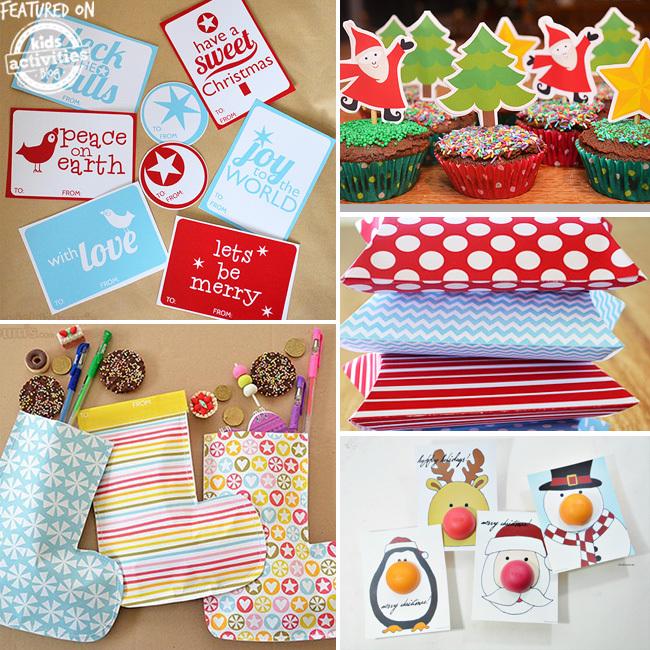 free christmas printables 3