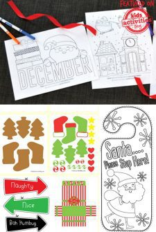 70 FREE Christmas Printables