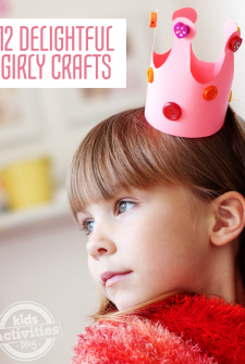 12 Delightful Girly Crafts