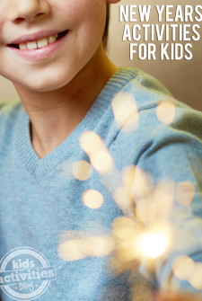 Top 10 Kids New Years Eve Activities