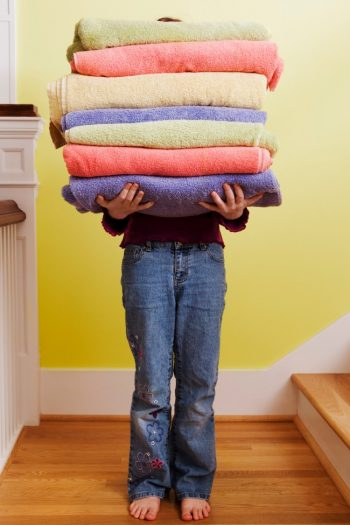 Getting My Kids to Do Chores Challenge - Kids Activities Blog