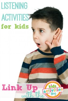 Listening Activities for Kids