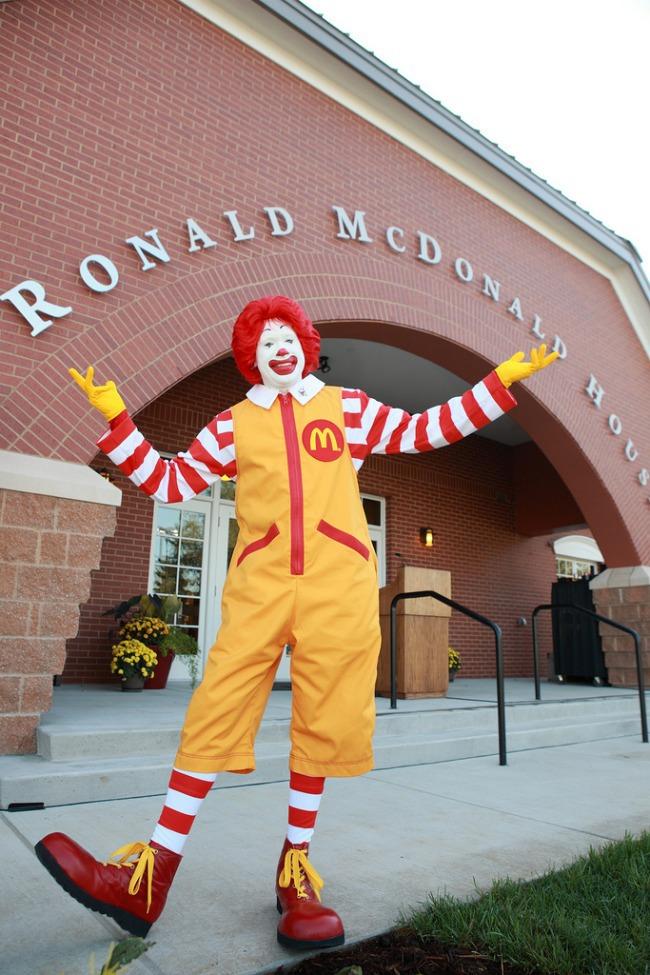 Ronald Mcdonald House Video For Kids