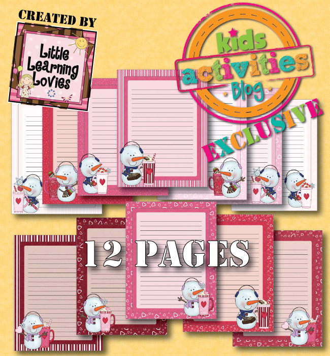 SnowmanLove_JournalingPages_KABExclusive_LLL
