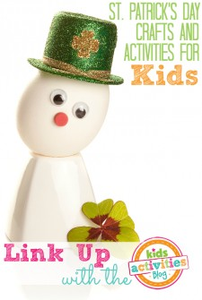 St Patricks Day Crafts and Activities For Kids