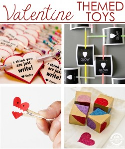 class gift ideas for Valentines day