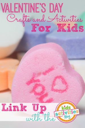 Valentine's Day Crafts and Activities For Kids Text
