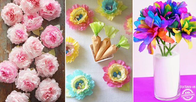 crafts with coffee filters 20 amazing coffee filter crafts 4155