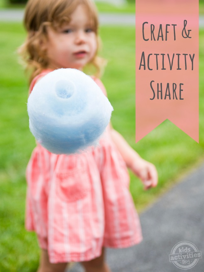 craft and activity share - Its Playtime - Kids Activities Blog