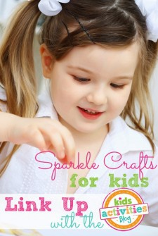 Sparkle Crafts For Kids