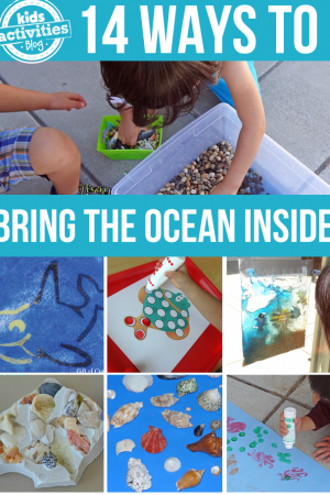 14 Ways to Bring The Ocean Inside