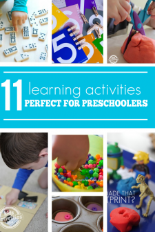 11 Learning Activities Perfect for Preschoolers
