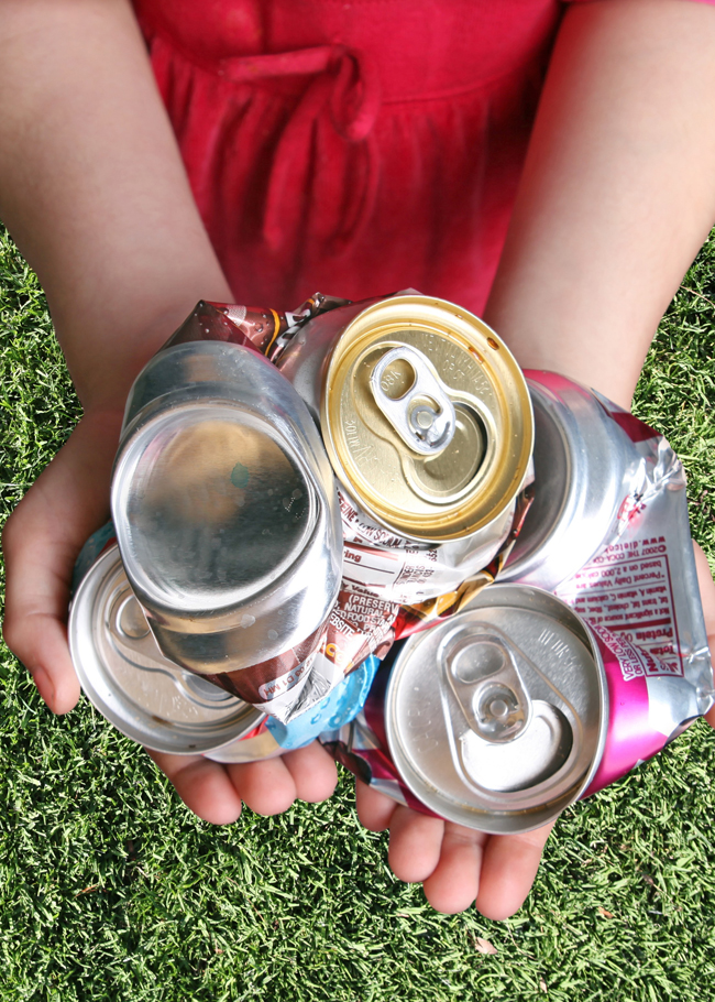 14 {Fun} Recycled Kids Activities