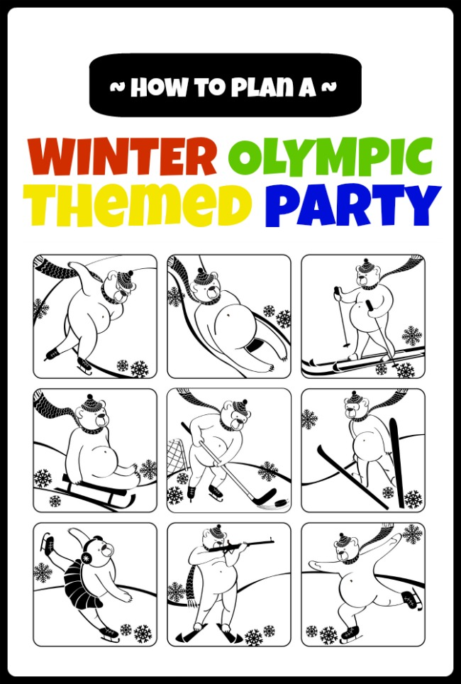 Decoration Ideas for an Olympic Themed Party