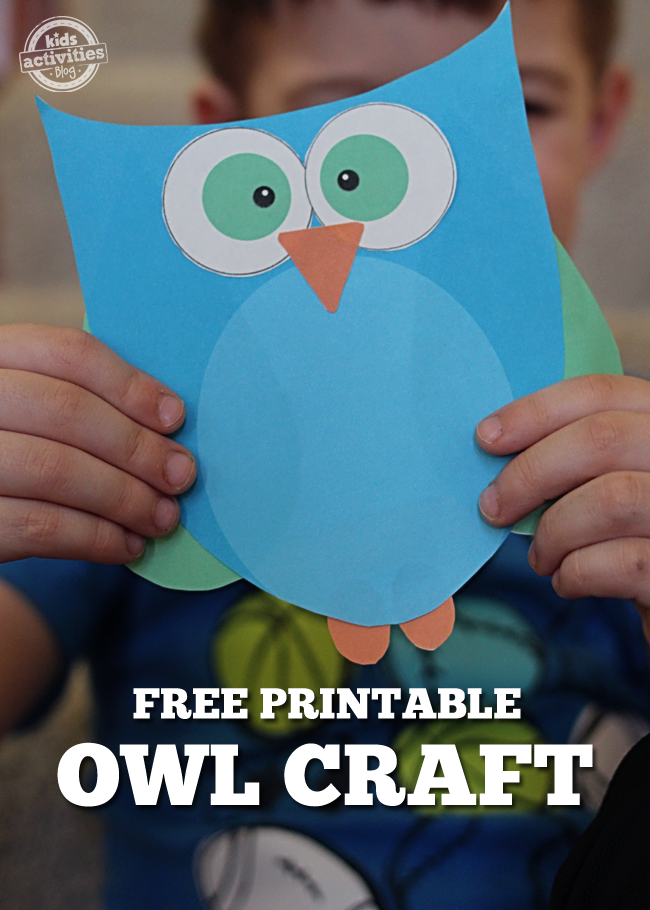 Agile image throughout printable craft for kids