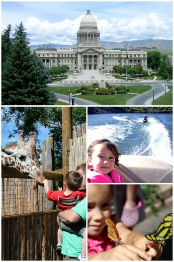 Things to Do with Kids in Boise ID - Kids Activities Blog