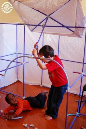 fort magic kit for kids
