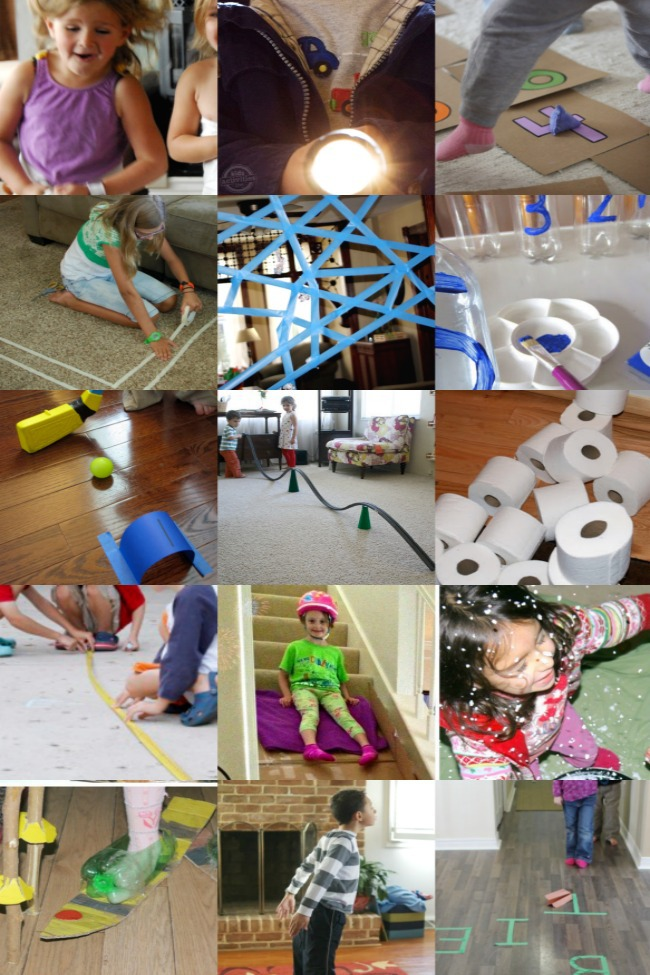 30 Indoor Games For Kids To Play Inside Kids Activities Blog