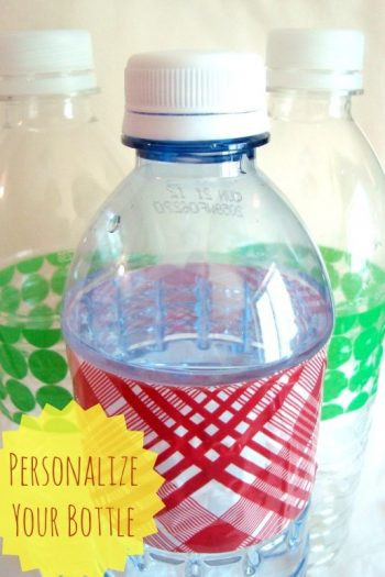 personalized water bottle - Kids Activities Blog