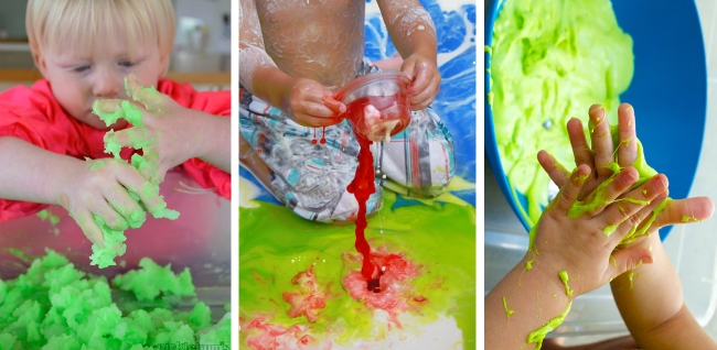 slime recipes for kids 1