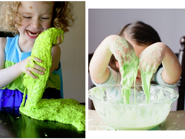 slime recipes for kids