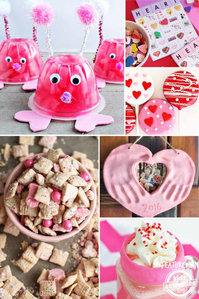 30 awesome valentine's day party ideas for kids!, Ideas