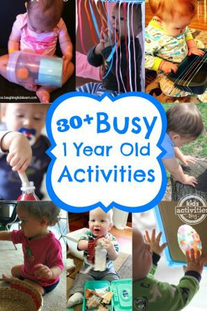 30+ {Busy} 1 Year Old Activities