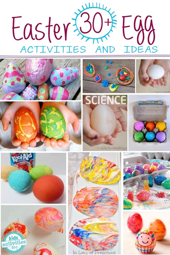 Easter Egg Roundup