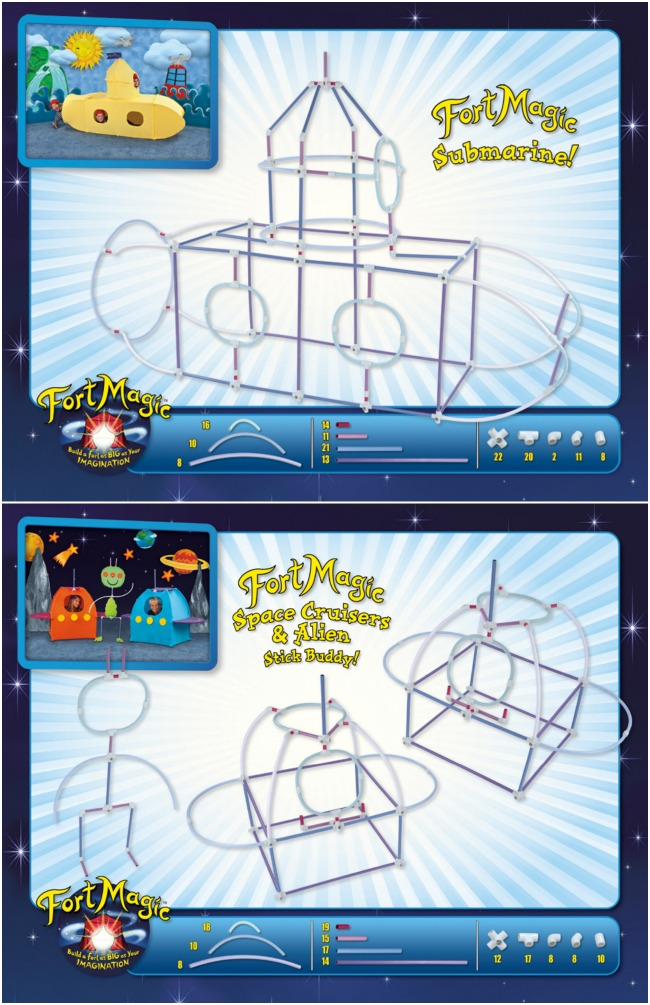 Fort Magic Plans - Kids Activities Blog