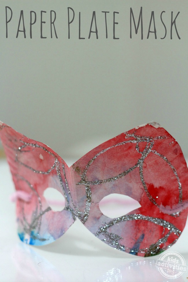 How to Make a Paper Plate Mask