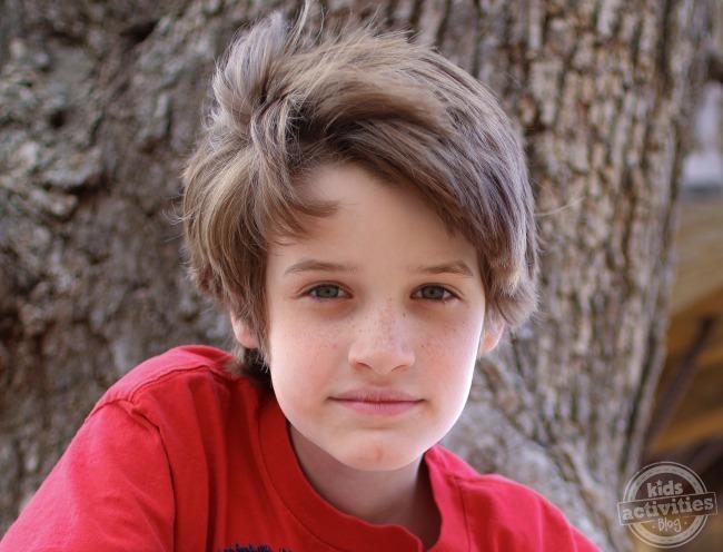 Kid Portrait - Kids Activities Blog