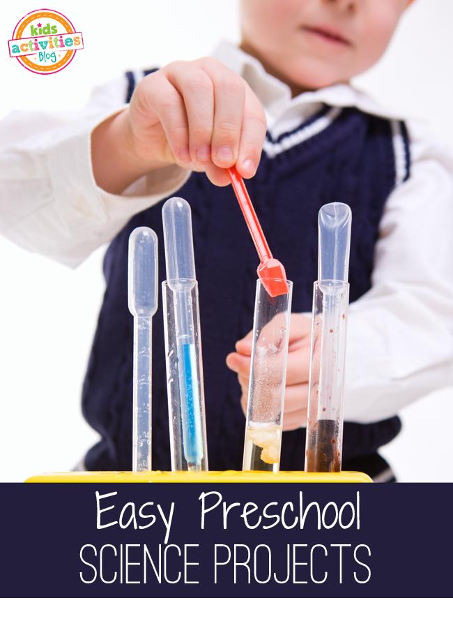 10 Easy Preschool Science Experiments