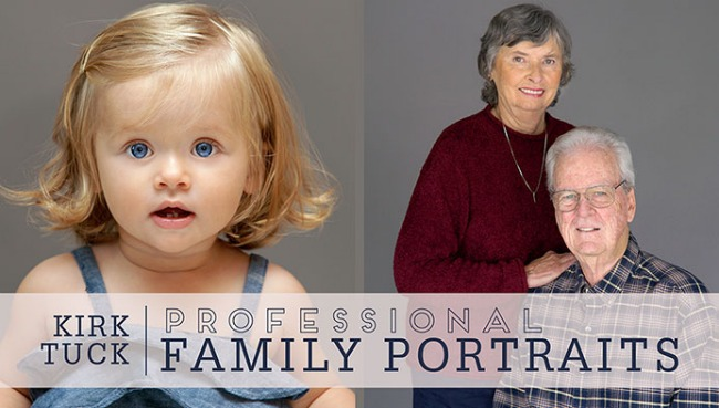 Professional Family Portraits Class from Craftsy - FREE