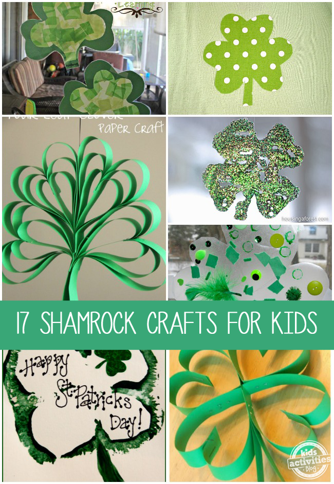 Shamrock-Collage