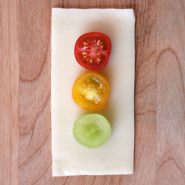 Stop Light Snack - Kids Activities Blog