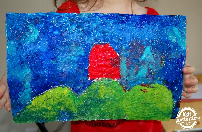 How to paint like impressionist