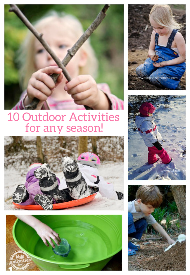 10 Outdoor Activities for Any Season
