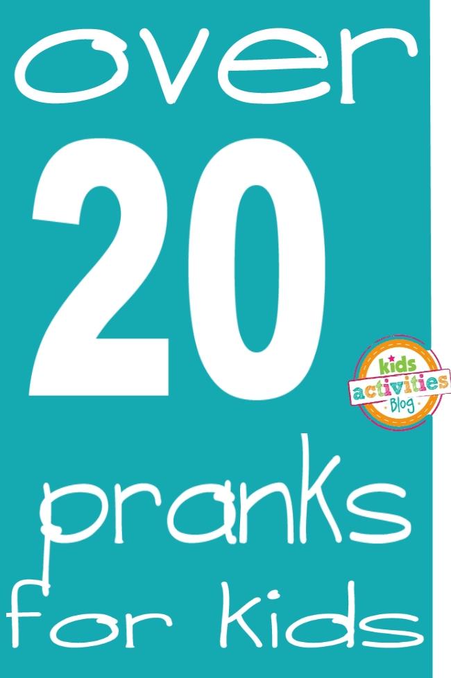 20 April Fools Day Pranks