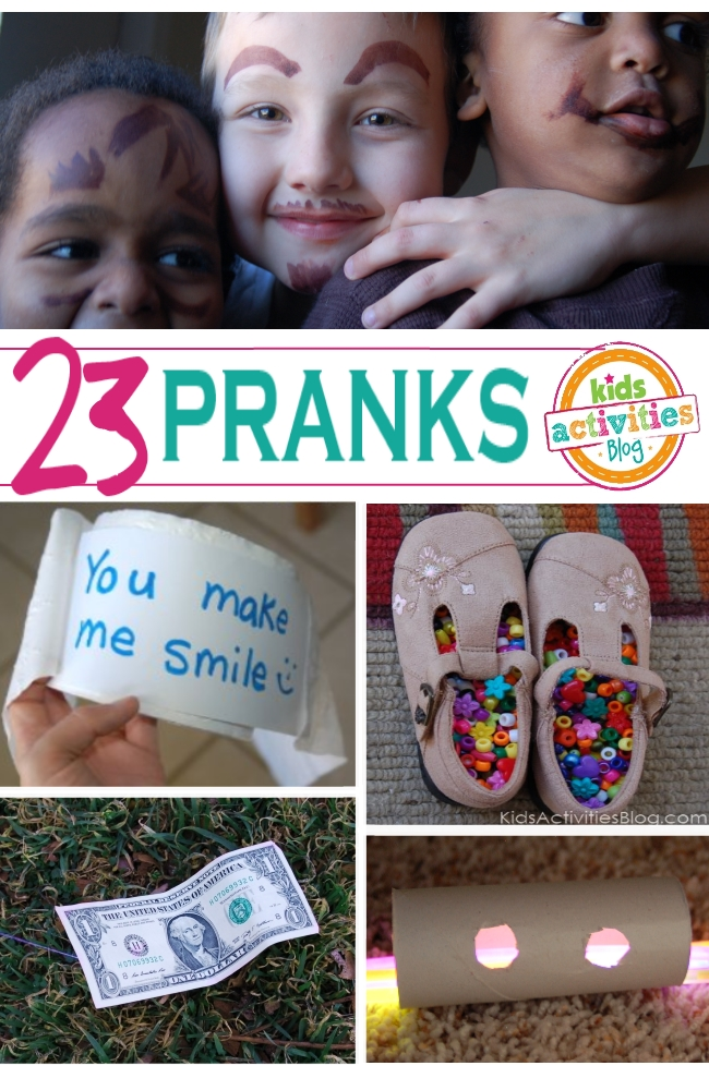pranks for kids