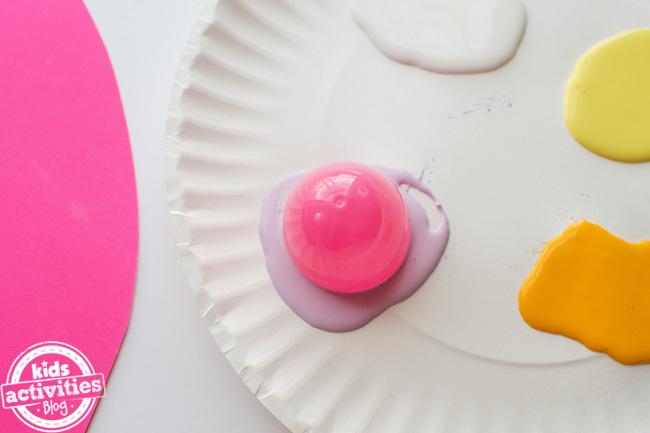 preschool easter egg craft