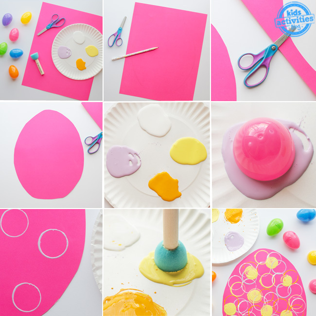 preschool easter egg craft