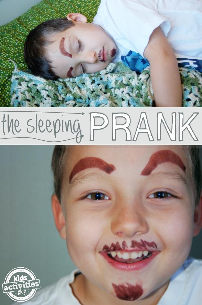sounds sleeper prank